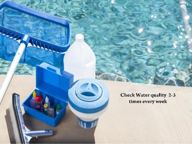 Swimming Pool Maintenance Tips Home Design