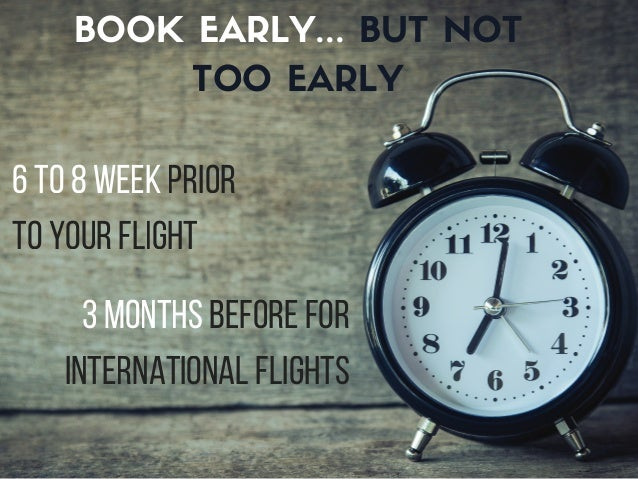 Image result for Book early flight tickets