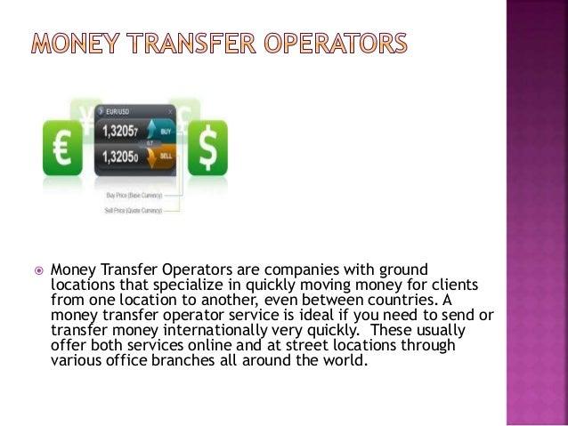 The best ways to send money abroad