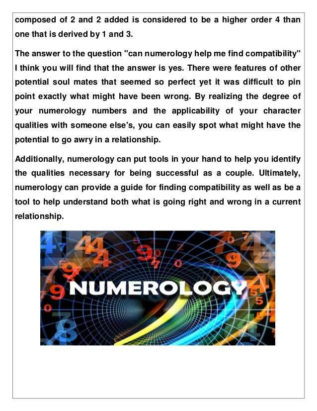 The best way to learn numerology and how number works