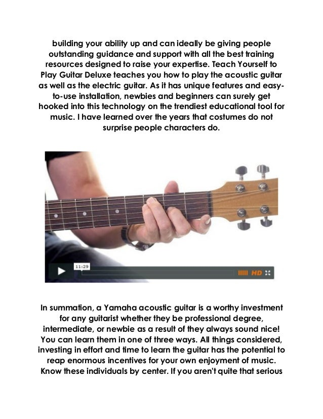 5 Best Online Guitar Lessons Websites [2019 Update ...