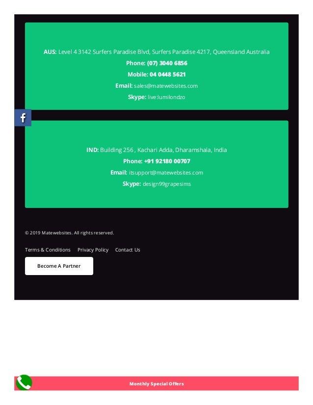 The Best Web Design Agency In Darwin Mate Websites