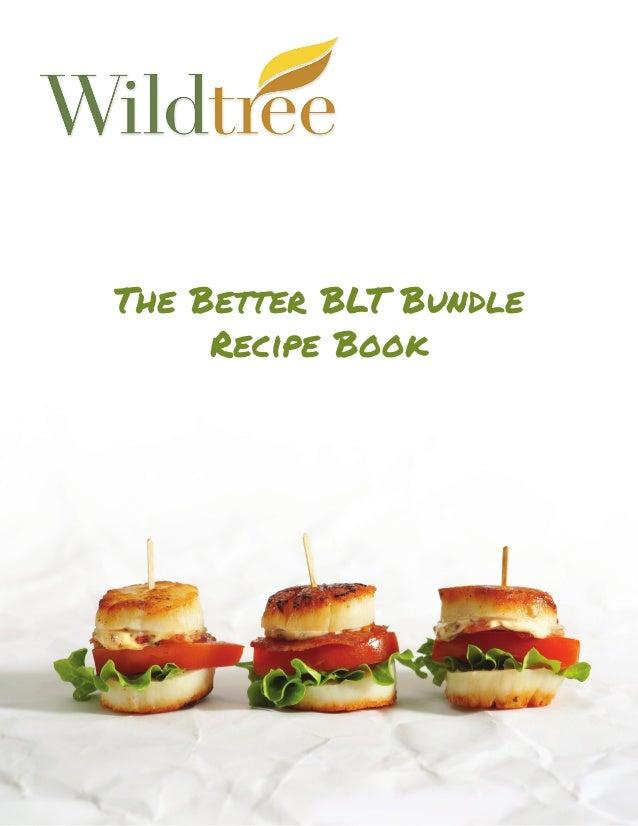 The Better BLT Bundle Recipe Book