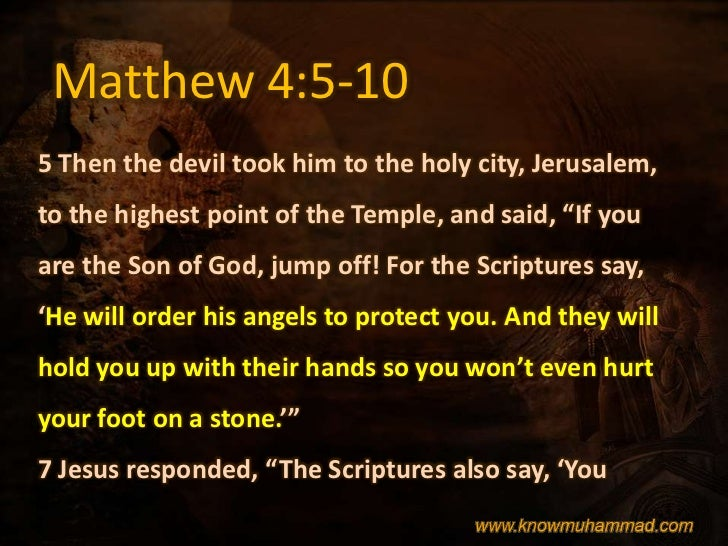 The bible refutes the crucifixion of jesus 1
