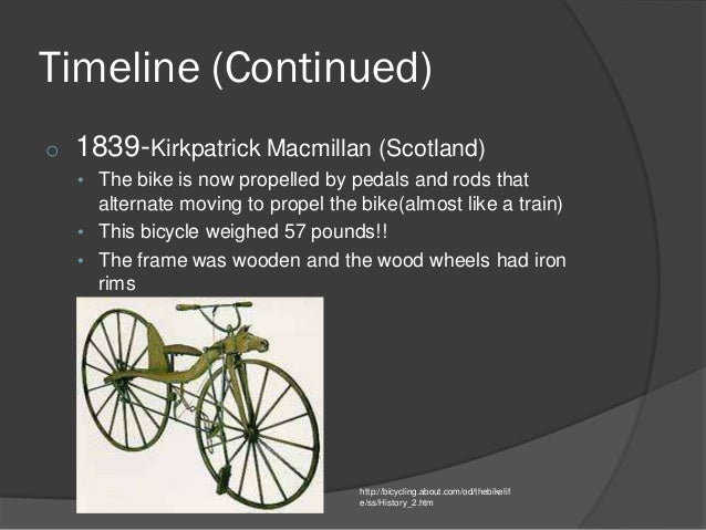 the history of a bicycle as a vehicle invented by comte mede de sivrac of france I am avoiding sugar and glutton, while adding a good bike ride or a long walk to  my day  the french father and son team of carriage-makers, invented the first  bicycle  precursor invented in 1790 by frenchmen, comte mede de sivrac,   inventing his vehicles, drais took notice of the sequence of poor.