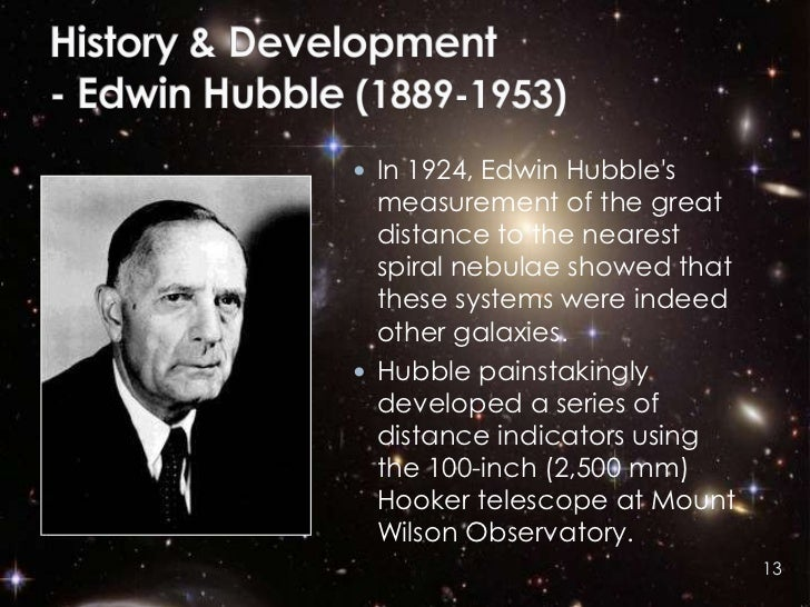 Big Bang Theory Edwin Hubble (page 2) - Pics about space