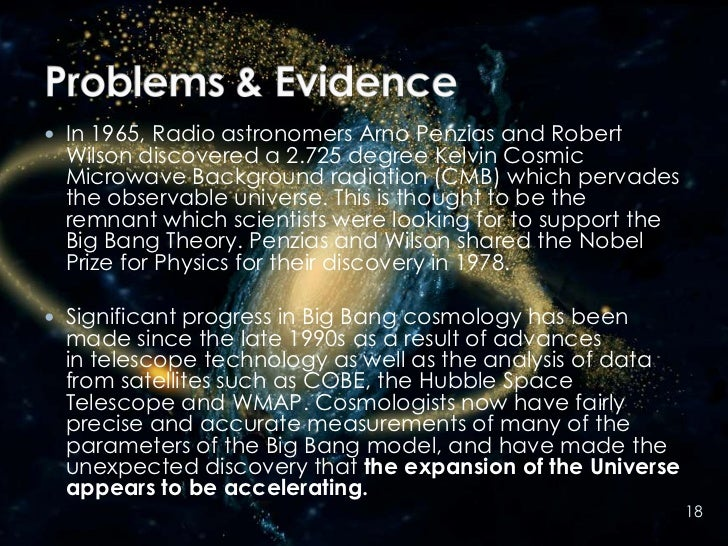 the origin of the universe an analysis of the cosmological models big bang and steady state 27072010 big bang abandoned in new model of the universe  it is the best explanation for the origin of the universe,  cosmological models with no big bang.