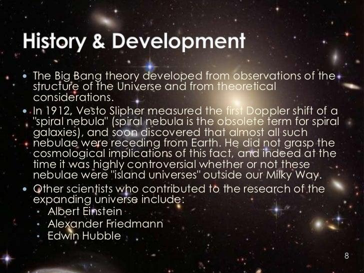 the big bang theory short summary