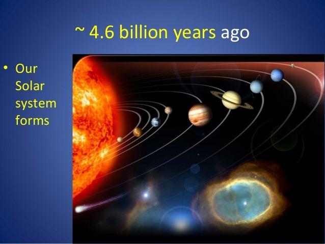 solar system big bang theory - photo #7