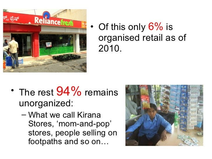 Indian retail sector pdf