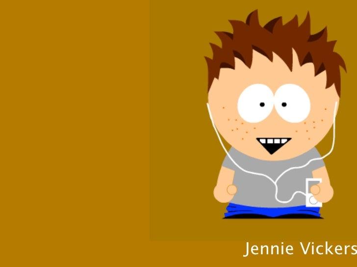 Jennie Vickers
