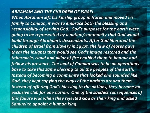 JESUS AND THE KINGDOM OF GOD (1 of 3) After four hundred years of silent suspense the promised Messiah was born. Jesus of ...
