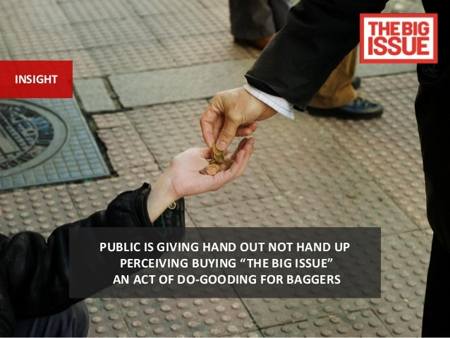 The big issue  Slide 2