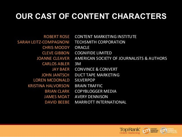 eBook: The Big Picture of Content Marketing Strategy   Slide 3