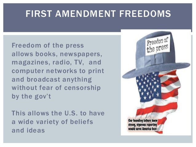 """an analysis of the government censorship and the freedom to express ideas on the internet Censorship presentation arycoelho  internet censorship  expression"""" of censorship which people can't express themselves how they are."""