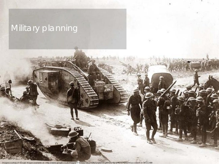 Let's now look at planning from a rather     different perspective, let's now look     from the eyes of great military lea...