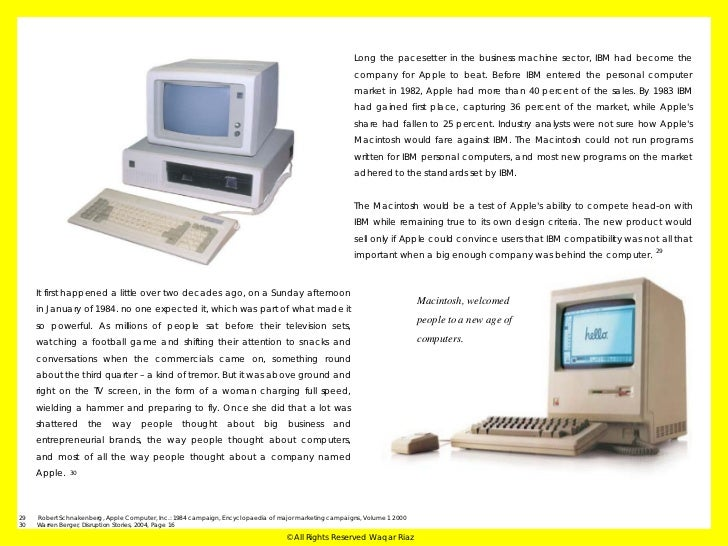 WilliamHeskethLever      Commissioned to provide the advertising strategy for the Macintosh                             ...