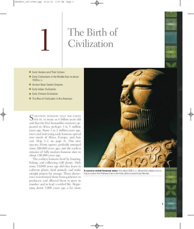 CRAIMC01_001-039hr.qxp     8/12/10     3:57 PM   Page 1                   1                               The Birth of    ...