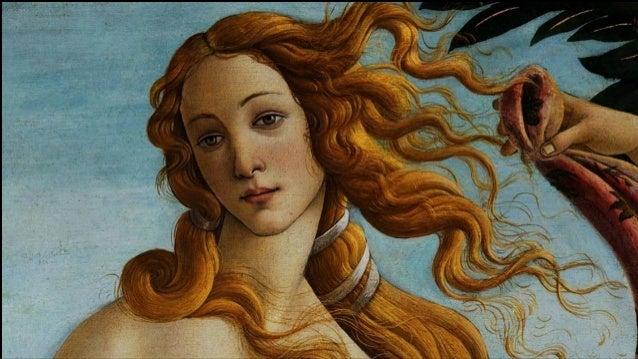The Birth of Venus in paintings