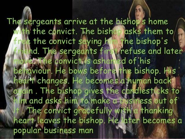 NCERT Class IX –The Bishop's candlestick