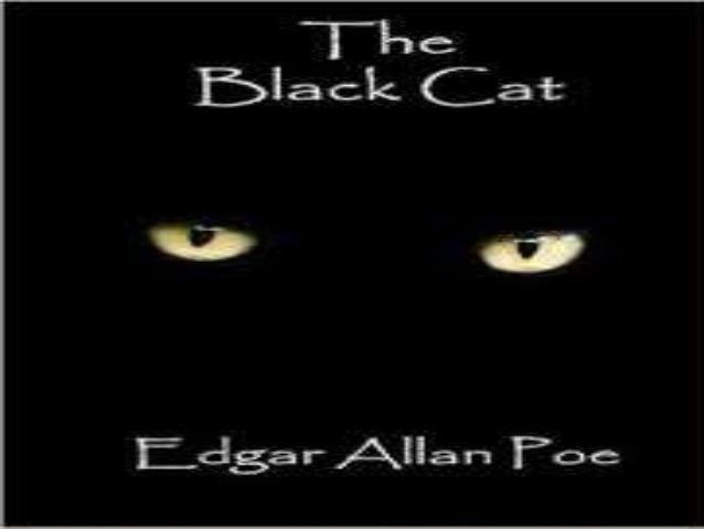 THE BLACK CAT (Edgar Allan Poe)