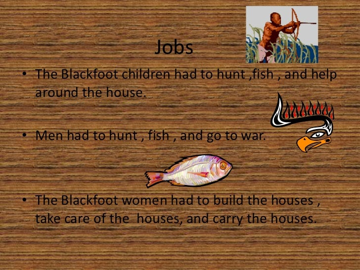 Blackfoot Tribe Location