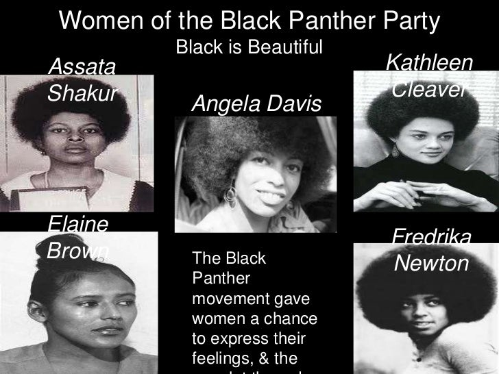 an examination of the black panther party The black panther party was founded in oakland used an image of a black panther as its cam and despite numerous specific exam.