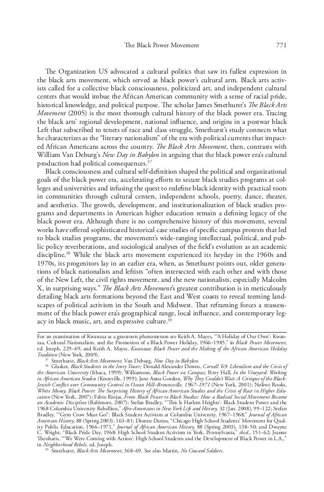 black capability ideologies a article throughout african-american politics thought