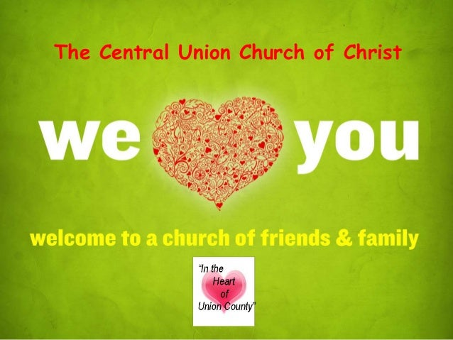 The Central Union Church of Christ