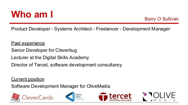 Building a blog with an Onion Architecture Slide 2