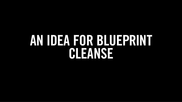 The blueprint in flight cleanse an idea for blueprintcleanse malvernweather Image collections