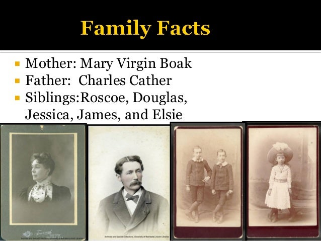 willa cather facts