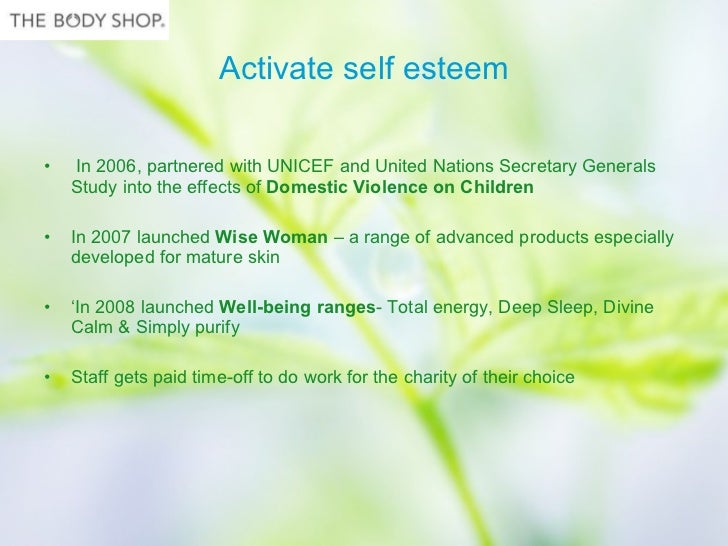 body shop case study essays Free business essays the body shop is known as a global manufacturer and retailer on producing beauty organizational behaviour and organizational development.