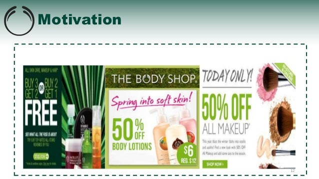 behavior consumer of the body shop The body shop : market characteristics let's now talk about market segmentation  the body shop has range of customers from middle to upper class who are.