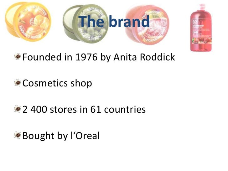 aims and objectives of the body shop essay Body shop international case summary essay - body shop international case summary the body shop international case is an interesting case study into the miscommunication of owners and stockholder interests with regard to financial conditions anita roddick, the founder of the body shop had no financial experience and.
