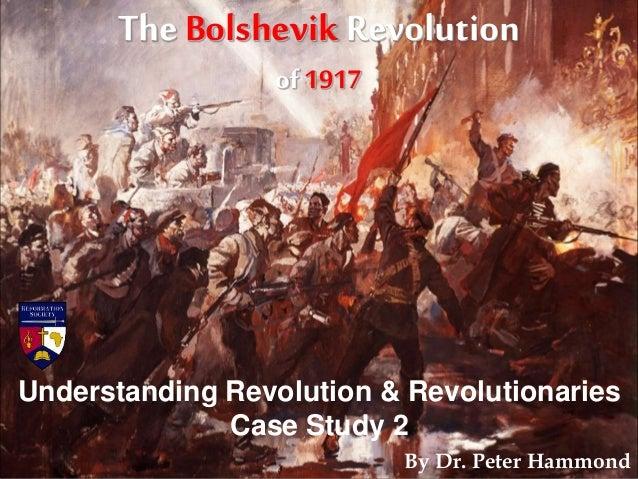 The Bolshevik Revolution of 1917 Slide 3