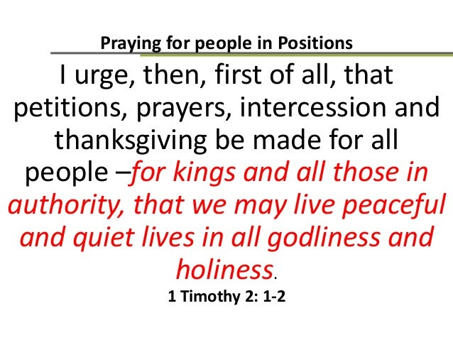 Image result for pray for those in authority picture