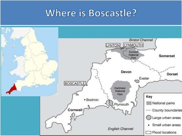 boscastle flood case study impacts