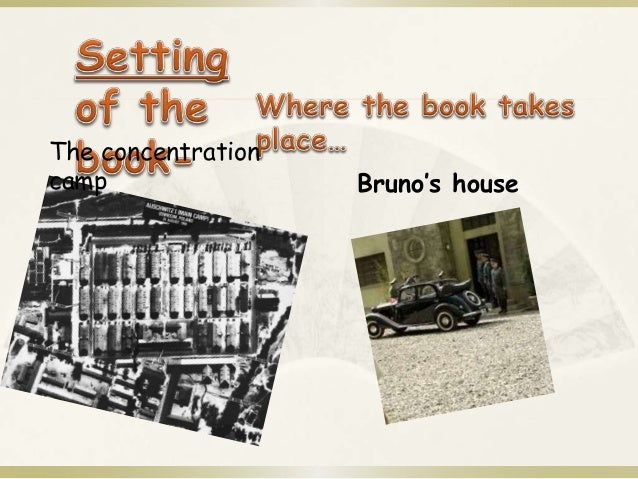 the boy in the striped pajamas final project bruno s house the concentration camp