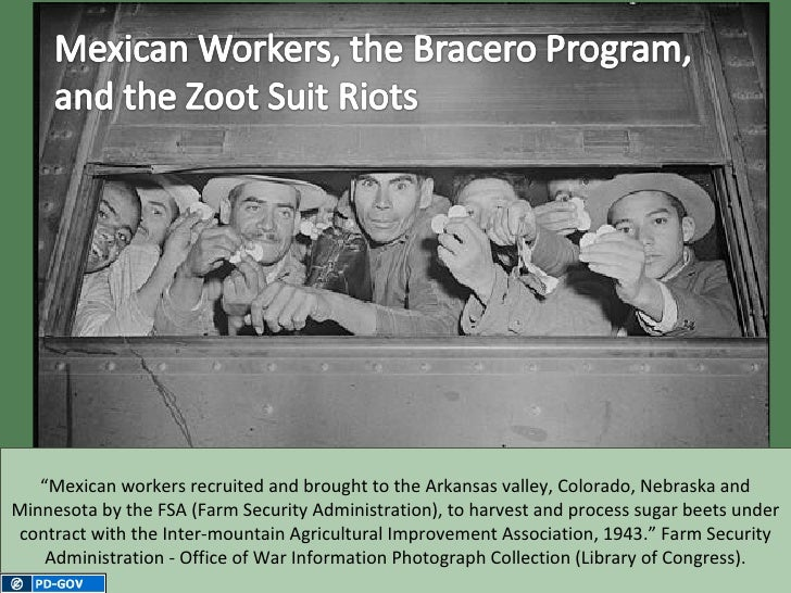 """"""" Mexican workers recruited and brought to the Arkansas valley, Colorado, Nebraska and Minnesota by the FSA (Farm Security..."""
