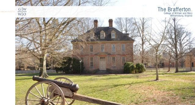 The Brafferton.College of William and Mary Williamsburg, Virginia