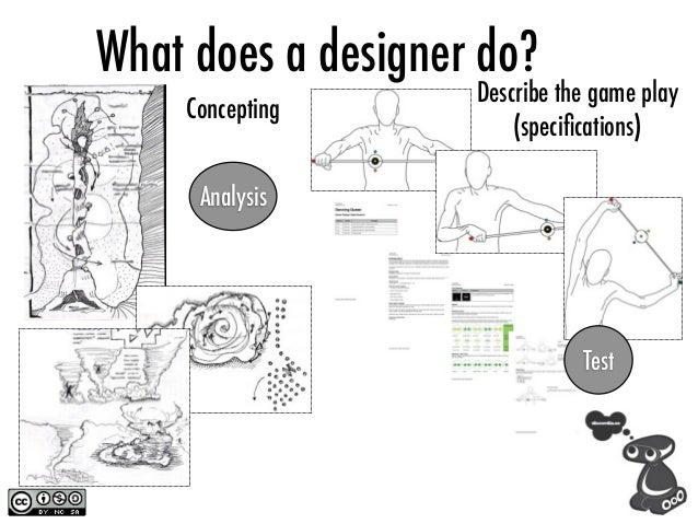 The Brain Of A Game Designer - What does a game designer do