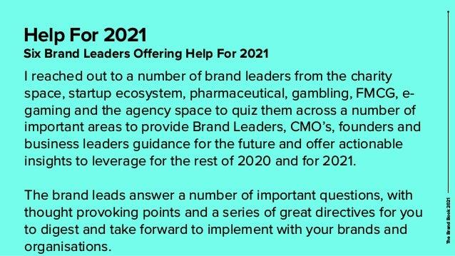 The Brand Book 2021  Slide 3
