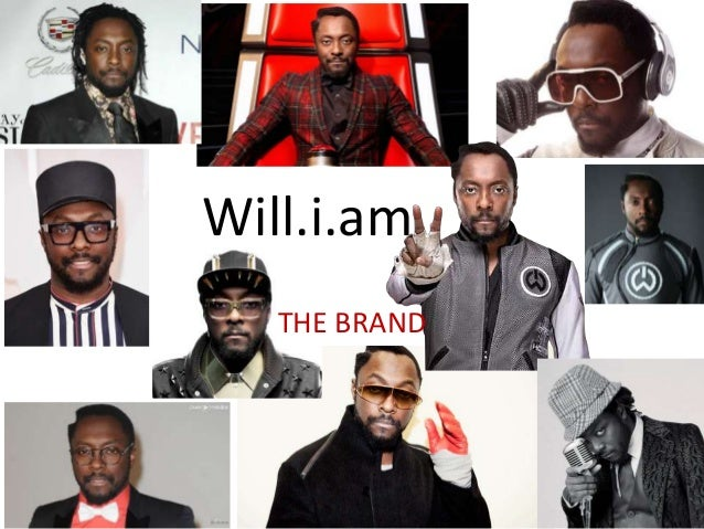 Will.i.am THE BRAND