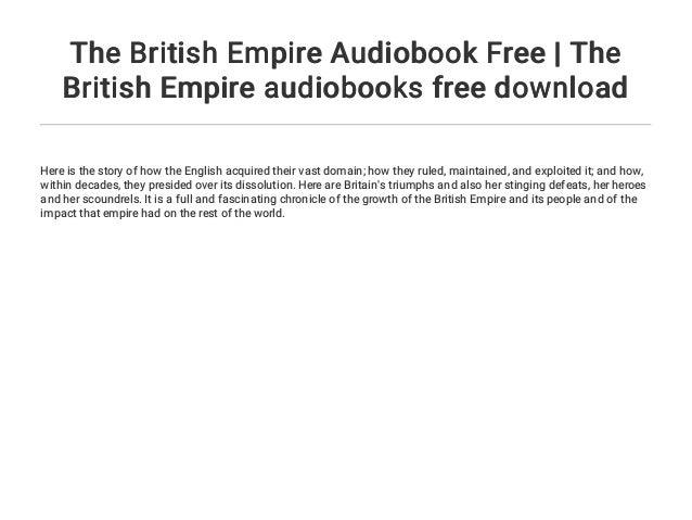 British English Audio Book