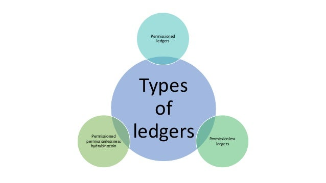 What comprises a permissioned blockchain?