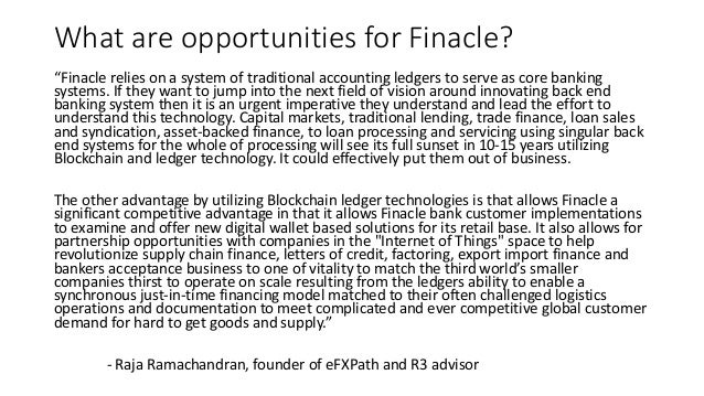 What financial institutions are looking into distributed ledgers? • Based on public news releases, there are at least 17 d...