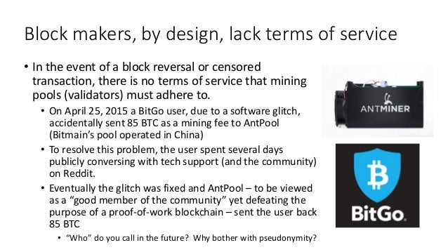 Permissioned Permissionlessness, BINO-style • One innovation in Bitcoin was anonymous/pseudonymous consensus which comes w...