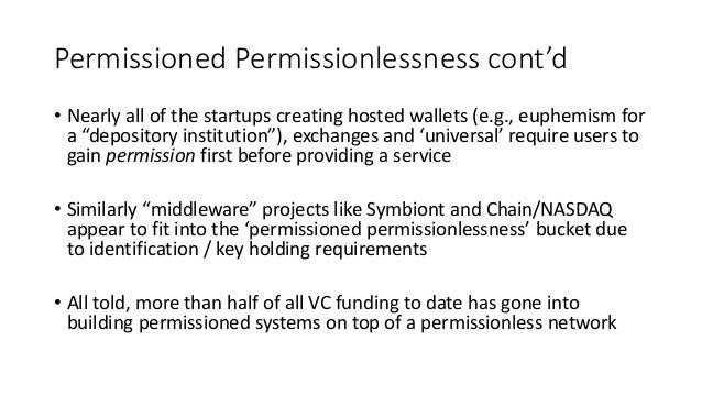 Cryptocurrency systems prioritize mitigation of omission (censorship-resistance) over deletion (irreversibility) • In cont...