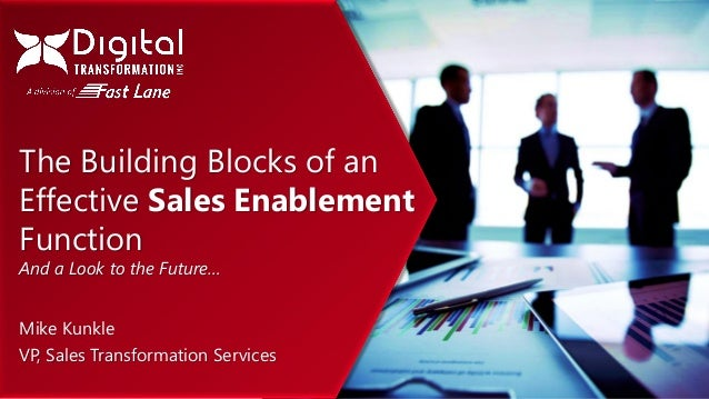 GAJAH ANNUAL REPORT 2015 | 1 The Building Blocks of an Effective Sales Enablement Function And a Look to the Future… Mike ...